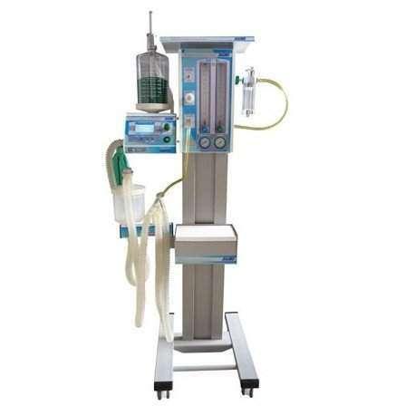 Aparelho de Anestesia Inalatória Vetcare C/Ventilador