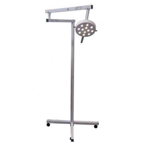 Foco Cirúrgico Veterinário Bicolor - Pedestal Vet
