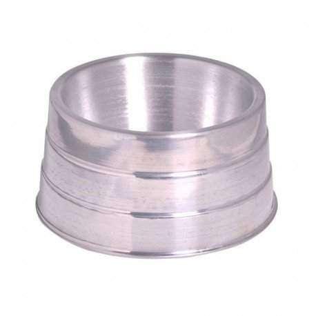 Comedouro de Alumínio Pesado 3000ml