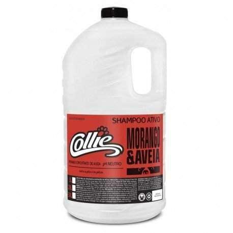 Shampoo Morango e Aveia Colllie 5 Litros