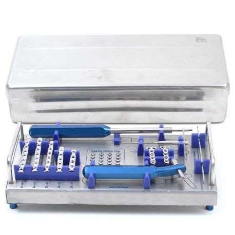 Caixa ortopédica Veterinária mini 2.0 mm