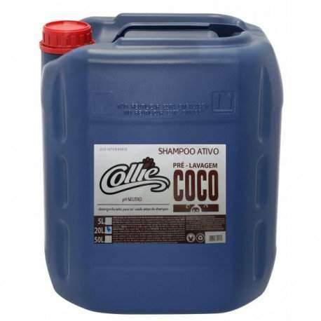 Shampoo Collie Pré Lavagem Coco 20 Litros