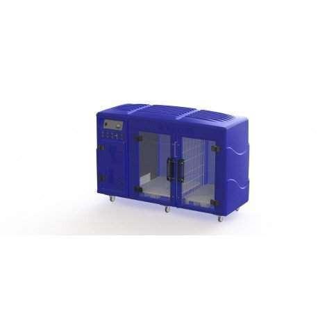 Maquina de Secar Animais Kyklon Azul Marinho