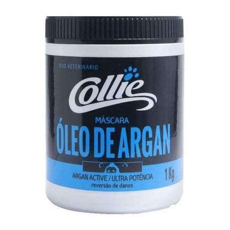 Mascara Hidratante Argan Collie 1kg