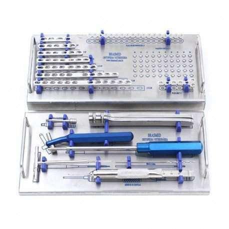 Ver maior Caixa Ortopédica Bloqueada 2.7 SPECIAL LINE