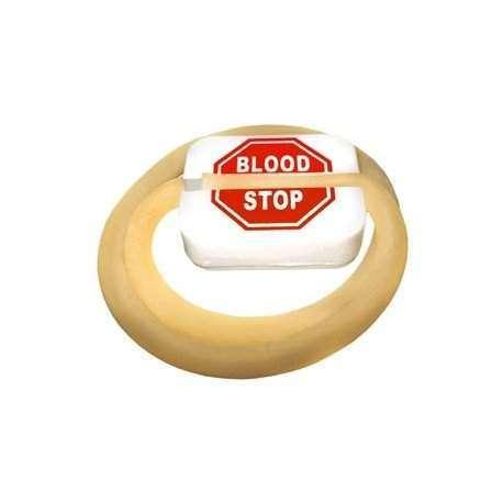 GARROTE DE LÁTEX BLOOD STOP