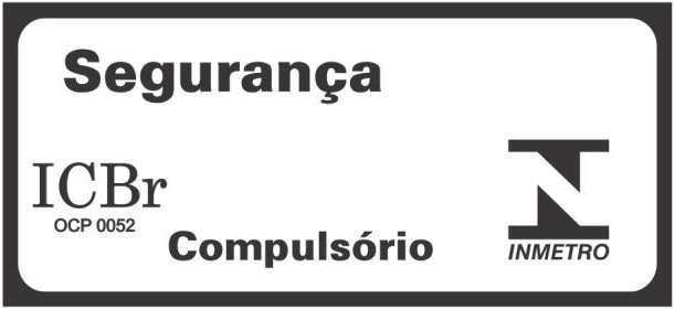 Certificado INMETRO