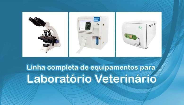 Laboratório Veterinário